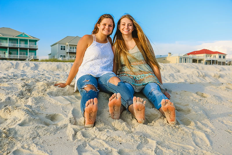 Best Friends Gulf Shores Photography Gulf Shores Photographer Orange Beach Family Photography Destin Beach Portraits