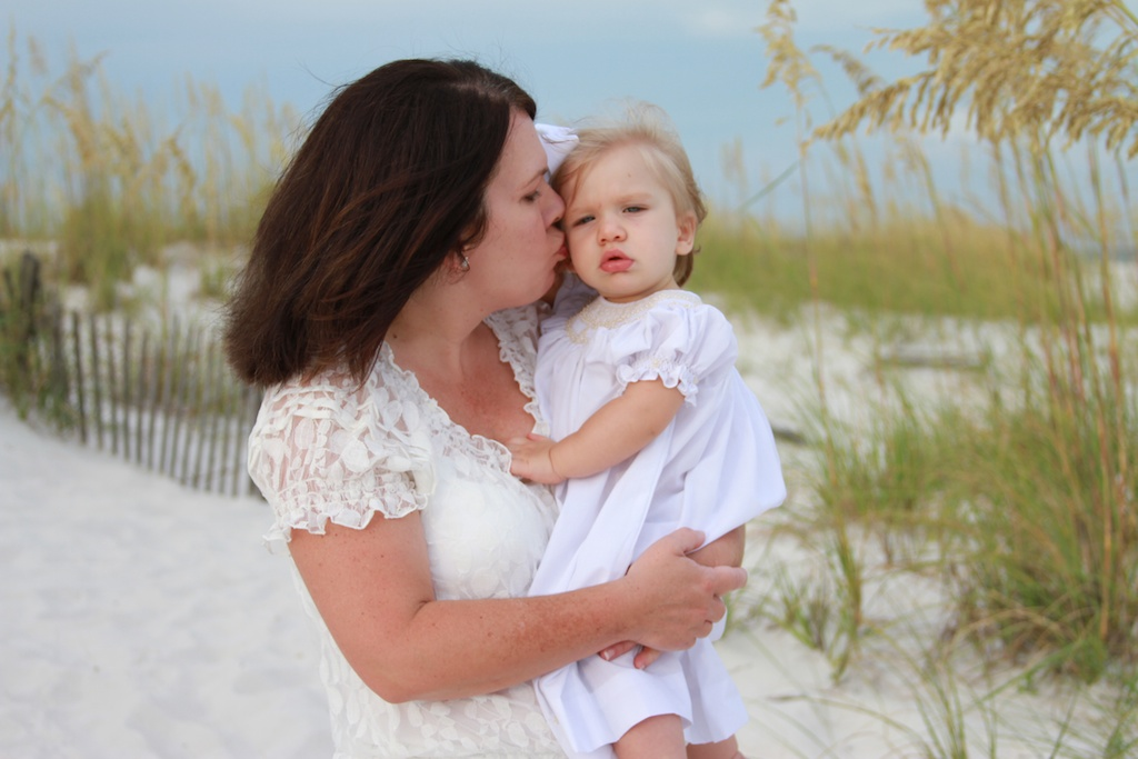 Family Beach Portraits At The Gulf State Park Pier