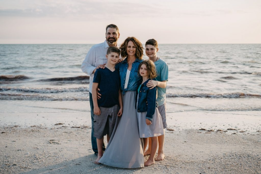 Family Photography Fort Myers Beach Photographer